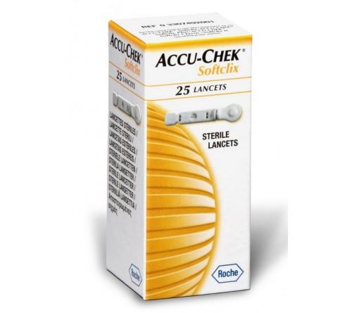 Accu-Chek Softclix №25