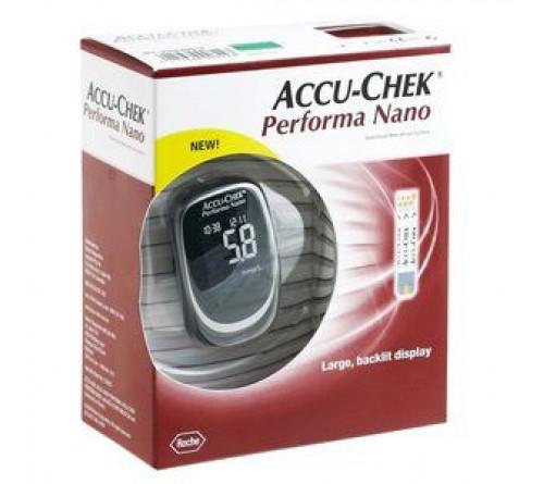 Accu-Chek Performa Nano+50 test